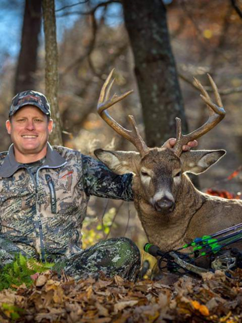 Matt Faulkner, Wisconsin Whitetail